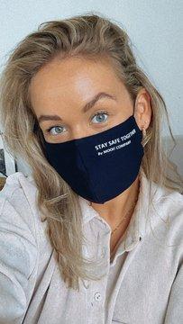 Mooi! Mask - STAY SAFE TOGETHER - Gebruik de code :  STAYSAFEWITHMOOI