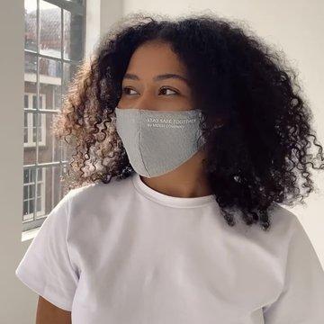 Mooi! Mask - STAY SAFE TOGETHER -