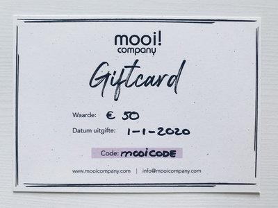 Mooi! Giftcard